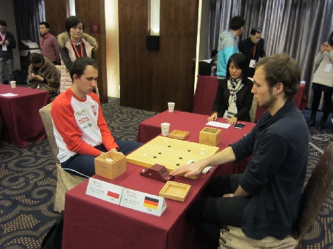 The 2nd ZhuGang Cup - All European teams Qualified after 3 Rounds + Results
